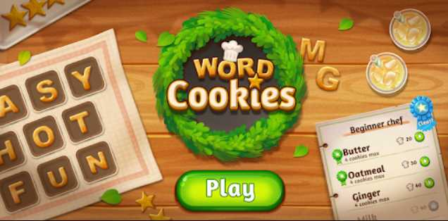 How to play word cookies game easily